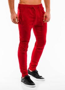 Spodnie sportowe Edoti z dresówki