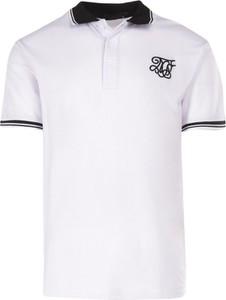Koszulka polo Multu w stylu casual z krótkim rękawem