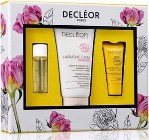 Decléor Organic Box Harmonie Calm kojący zestaw do skóry wrażliwej