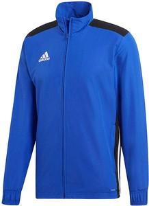 Niebieska bluza Adidas z tkaniny