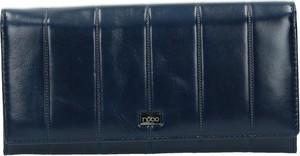 Granatowy portfel NOBO