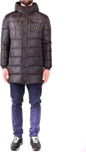 Czarna kurtka Refrigiwear