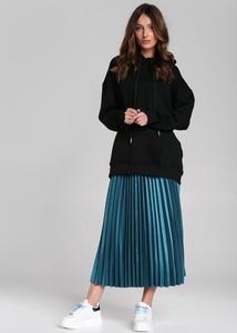 Niebieska spódnica Renee maxi