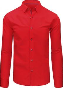 Czerwona koszula dstreet