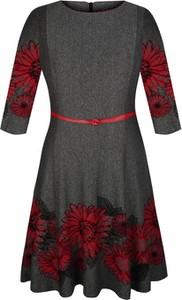 d0b3f60f1ae1be sukienki jesienne młodzieżowe - stylowo i modnie z Allani