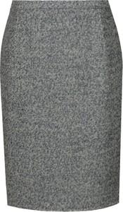 Spódnica Fokus z tkaniny w stylu klasycznym