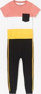 Piżama Reserved w paseczki dla chłopców