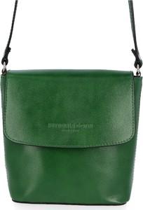 Zielona torebka VITTORIA GOTTI na ramię średnia