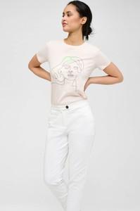 T-shirt ORSAY z krótkim rękawem z dżerseju z okrągłym dekoltem