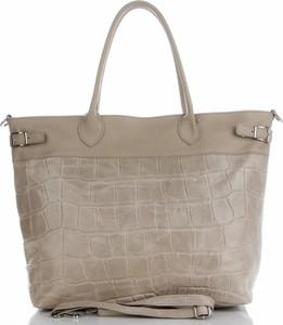 c6ae72f8a9533 torby skórzane shopper bag. Torebka VITTORIA GOTTI ...
