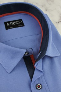 Koszula Sefiro z tkaniny