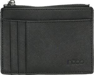 Czarny portfel męski NOBO