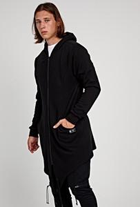 Czarny sweter Gate z bawełny