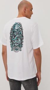 T-shirt Element z krótkim rękawem w młodzieżowym stylu