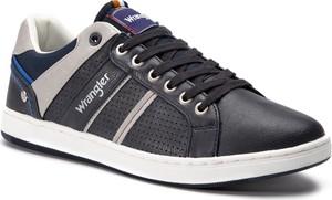 Sneakersy WRANGLER - Marshall Paso WM91041A Navy 016