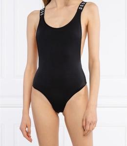 Czarny strój kąpielowy Dsquared2 w stylu casual