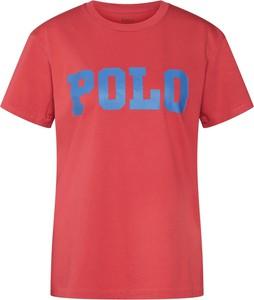 Bluzka POLO RALPH LAUREN w młodzieżowym stylu