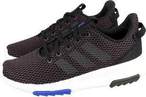 Czarne buty sportowe dziecięce Adidas Neo