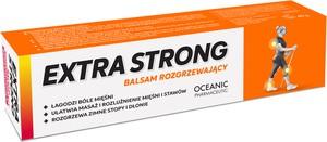 Oceanic Extra Strong balsam rozgrzewający 40g