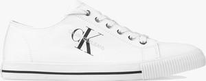 Trampki męskie Calvin Klein Aurelio (B4S0670-WHITE)