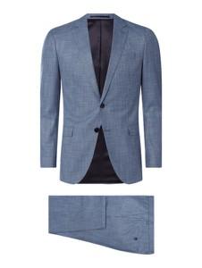 Niebieski garnitur Hugo Boss