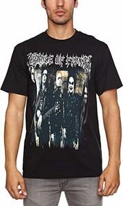 Czarny t-shirt Loud Distribution