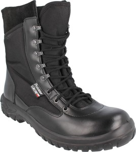 Buty trekkingowe dziecięce Protektor S.A. z weluru sznurowane