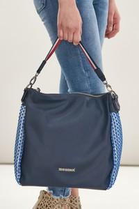 Niebieska torebka made2wear