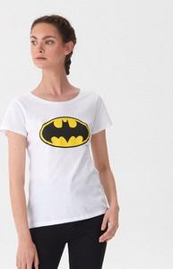 T-shirt House z okrągłym dekoltem w młodzieżowym stylu z krótkim rękawem