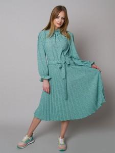 Sukienka Willsoor w stylu casual z długim rękawem