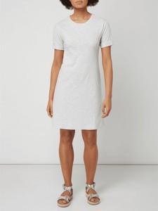 d84f530de1 Sukienka American Vintage z okrągłym dekoltem mini w stylu casual