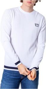 Sweter Antony Morato z okrągłym dekoltem w stylu casual