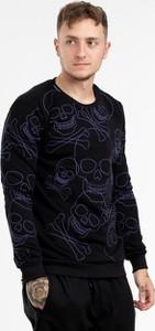 Bluza BREEZY z nadrukiem z bawełny