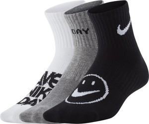 Skarpetki Nike dla chłopców