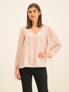 Różowa bluzka Liu-Jo w stylu casual