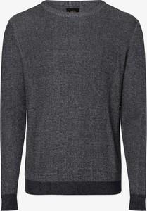 Granatowy sweter Redefined Rebel