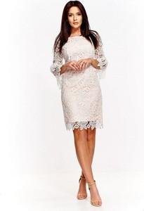 Sukienka Nubile z okrągłym dekoltem