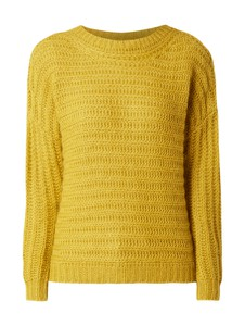 Sweter Drykorn z wełny w stylu casual