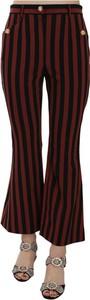 Spodnie Dolce & Gabbana z bawełny