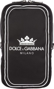 Czarna torba Dolce & Gabbana