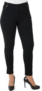 Czarne spodnie KARKO z bawełny
