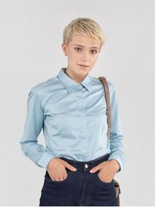 Niebieska koszula Ochnik