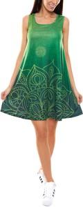 Sukienka Grupa Ventus mini na ramiączkach