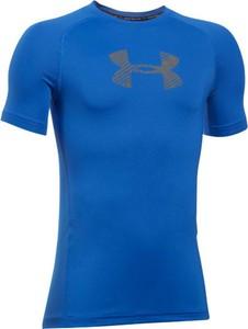 Niebieska koszulka dziecięca Under Armour