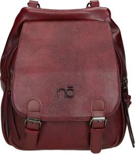 Czerwony plecak NOBO