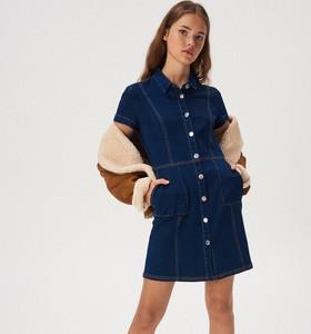 Sukienka Sinsay w stylu casual