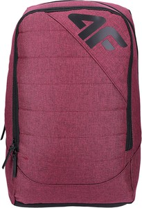 Różowy plecak 4F