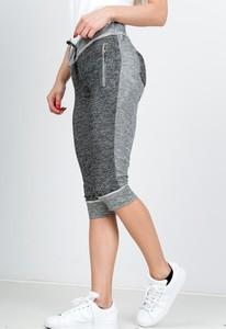 Spodnie sportowe Zoio z bawełny w młodzieżowym stylu