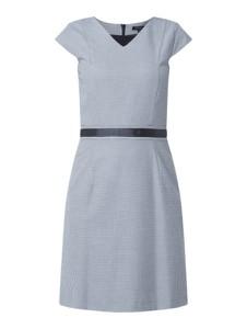 Sukienka More & More z krótkim rękawem mini