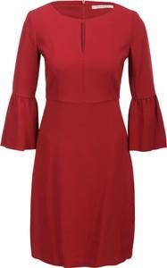 Sukienka Pennyblack z długim rękawem prosta mini
